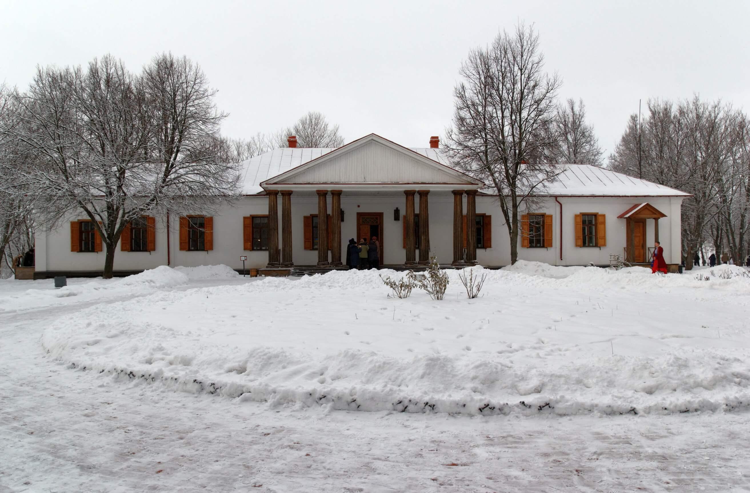 Национальный музей-заповедник Николая Гоголя