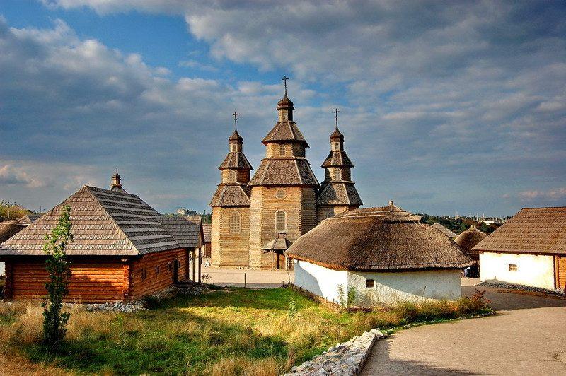 Хортица – остров легенд, место силы и казацкой истории