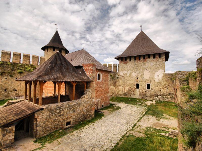Хотинская крепость: история, легенды, факты