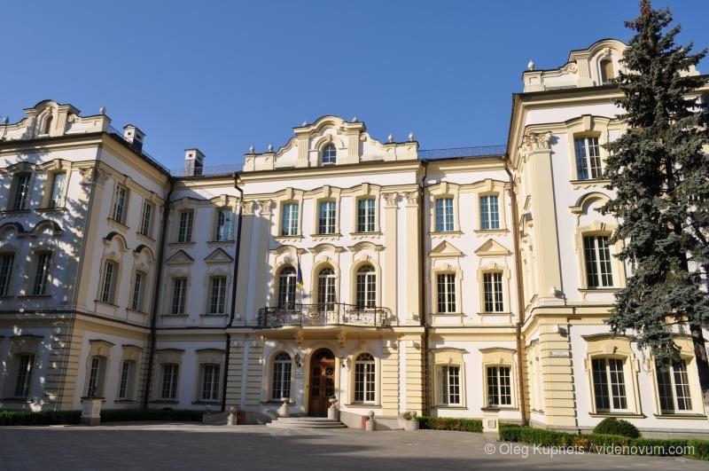 Кловский дворец в Киеве