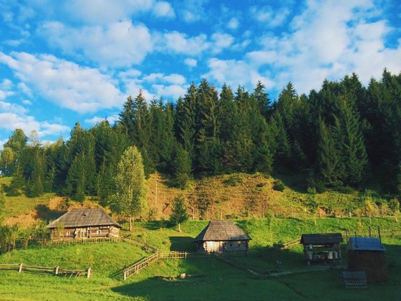 Колочава – «Скансен» та селище 10 музеїв