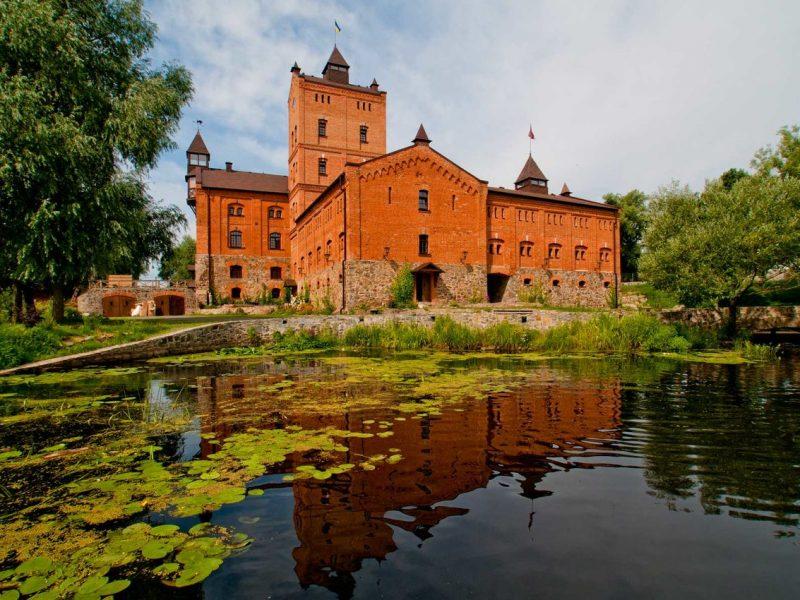 Замок Радомысль в Житомирской Области