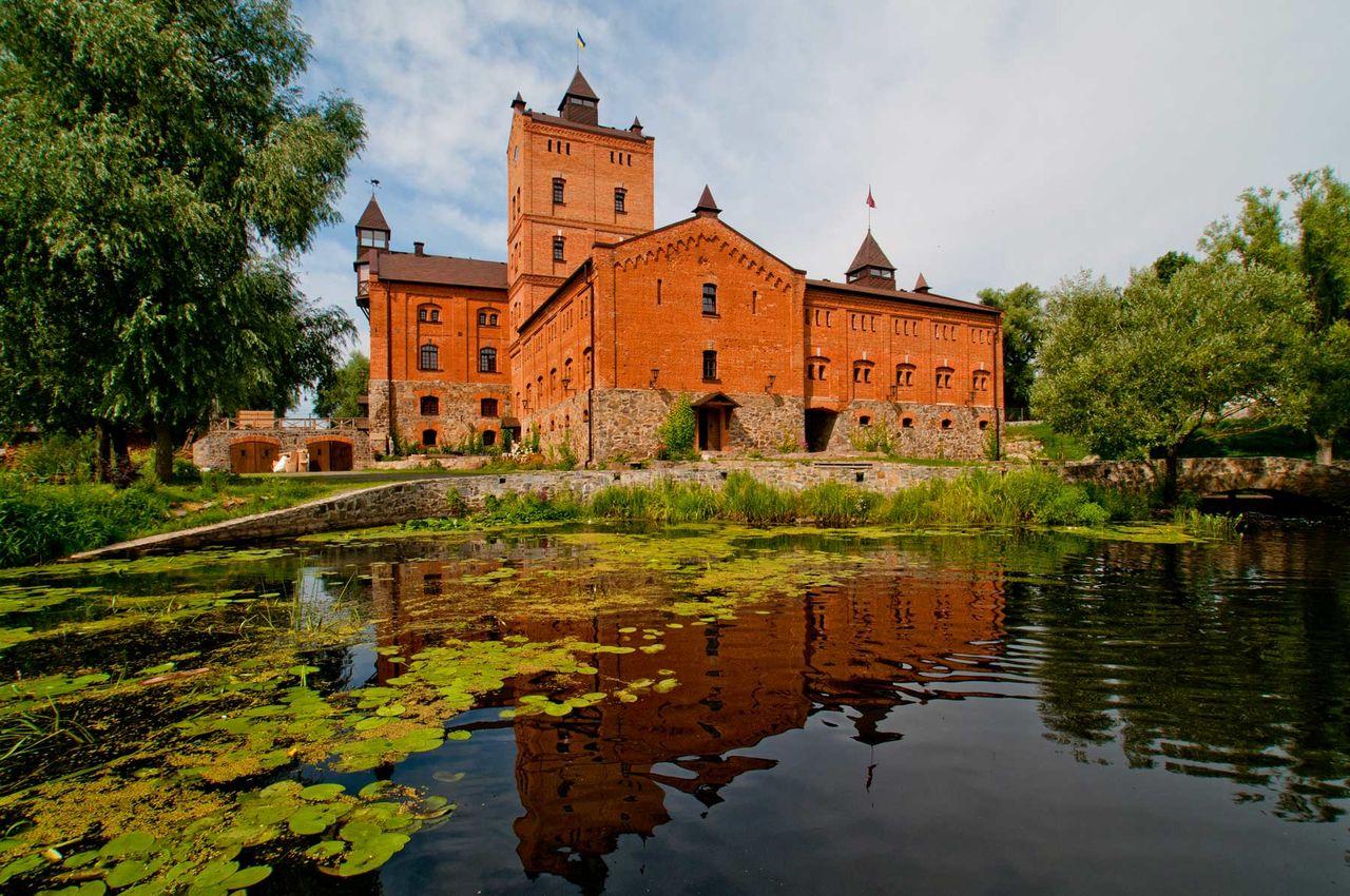 Замок-Радомышль