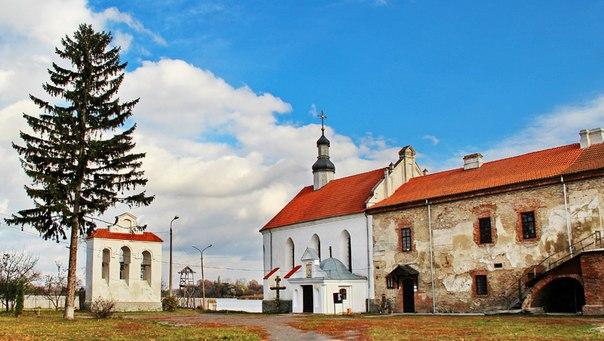 Замок Острозьких у Старокостянтинові