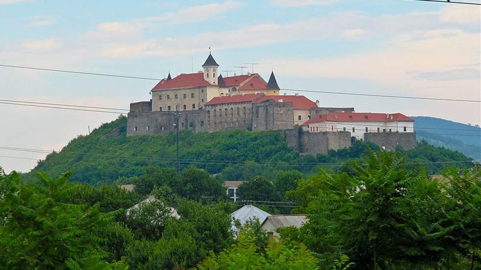 Ужгородська фортеця