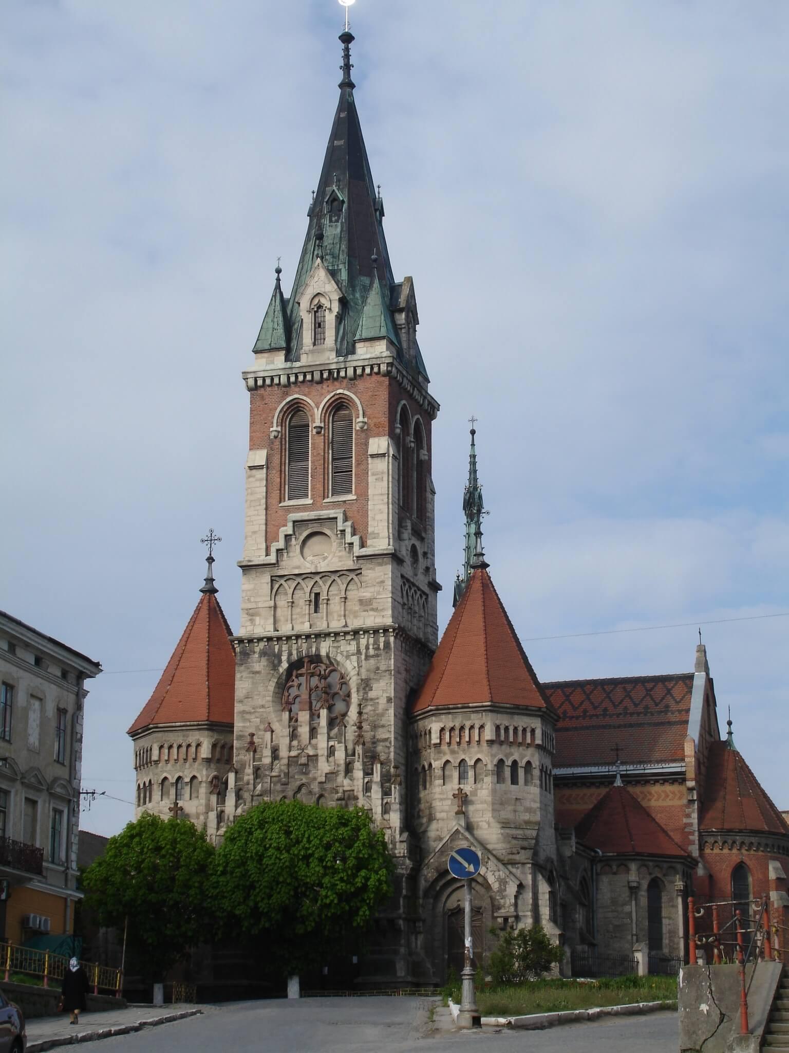 Костел Святого Станислава в Чорткове