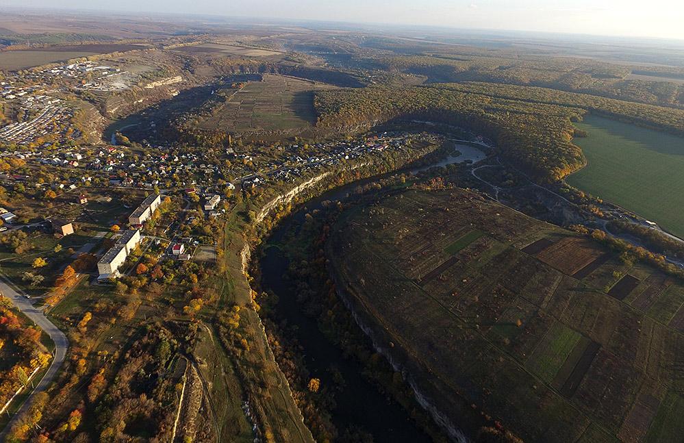 Каньон реки Смотрич, Цибулевка