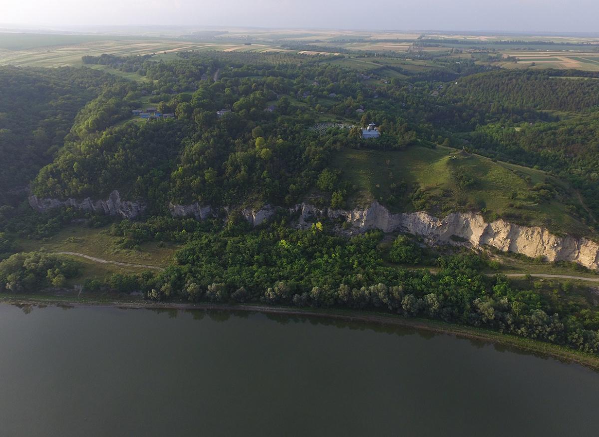 Каньон Днестра, Звенигород