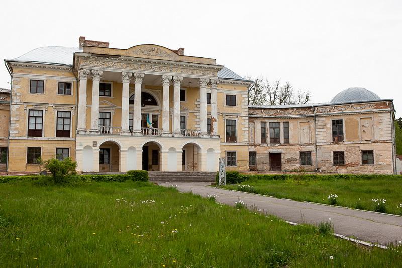 Палац Грохольських