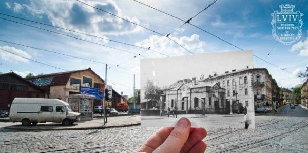 Первое львовское трамвайное депо