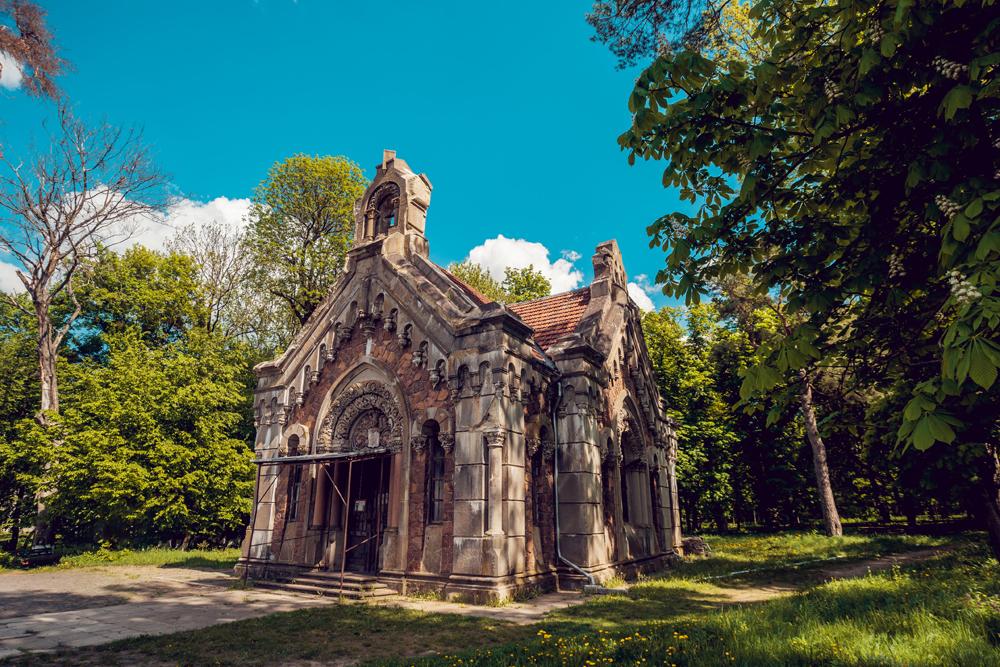 Каплиця-мавзолей Потоцьких і Свейковських