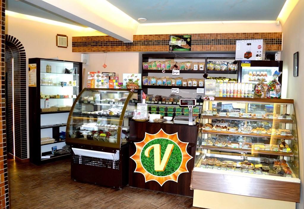 Кафе-магазин Вітамін в Харкові