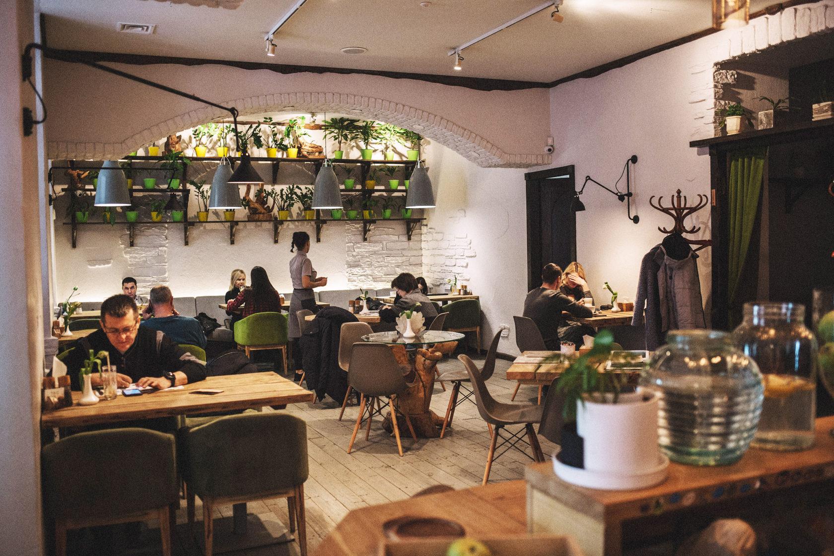 Кафе True в Одесі