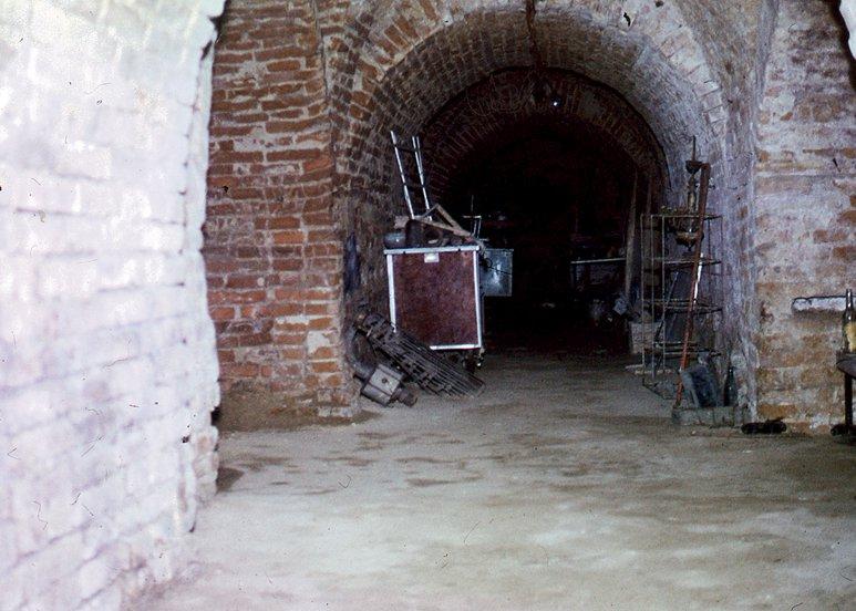 Подземелье в Житомире