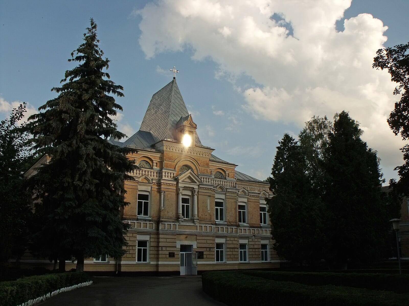 Вінницька психіатрична лікарня