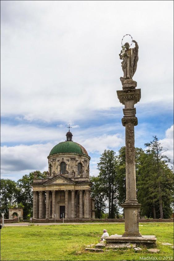 Костел в Подгорцах