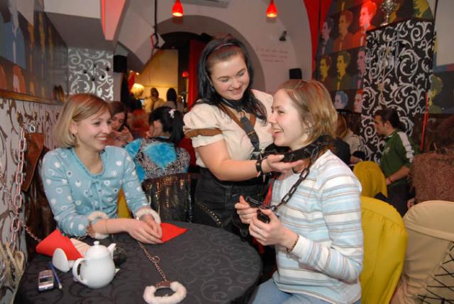 Кафе Мазох во Львове