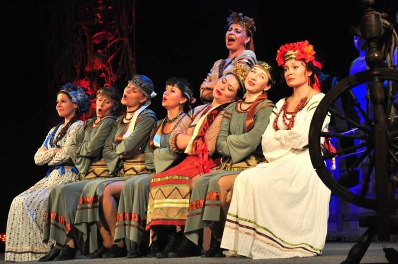 Полтавский академический областной  украинский музыкально-драматический театр имени Н. Гоголя