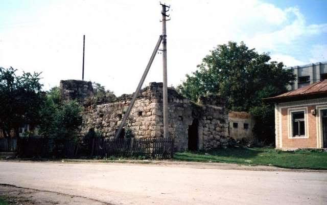 Замок в Озерянах