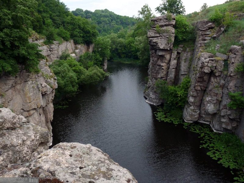 Актовский  каньон – ад или рай?