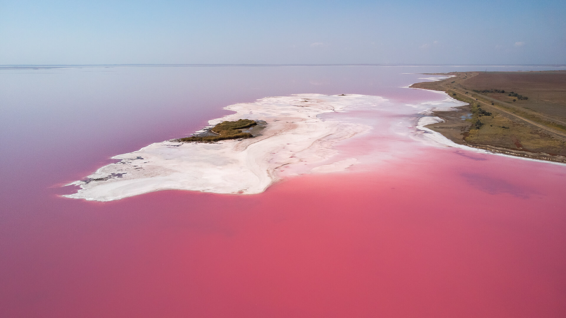 Лемурійське (Рожеве) озеро