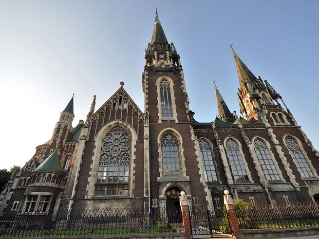 Church of Holy Olga and Elizabeth