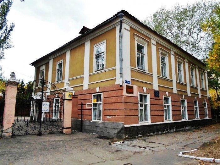 Мемориальный дом-музей П. П. Шмидта
