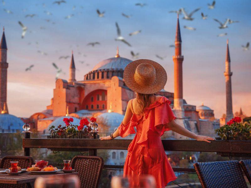 Турпоездки в Стамбул
